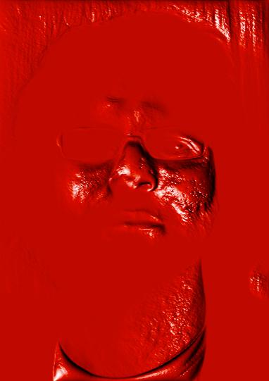 Renart dans le rouge
