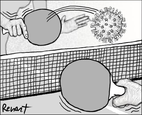 Ping Pong H1N1