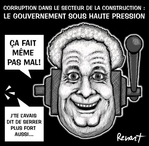 Pression sur Jean Charest